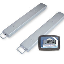 Four-cell weighing bar / counting / with separate indicator / digital