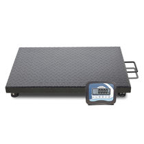 Floor scale / with LCD display / IP54 / industrial