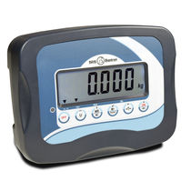 LCD display weight indicator / IP54