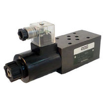 Hydraulic non-return valve