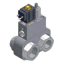 Hydraulically-operated valve / bypass