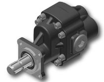 Hydraulic gear pump