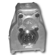 Parallel-shaft gear reducer-multiplier / reversible