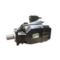 Hydraulic piston pump / variable-displacement
