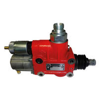 Proportional relief valve / hydraulic