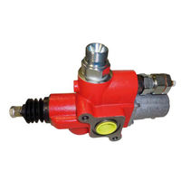Proportional relief valve / hydraulic / pneumatic