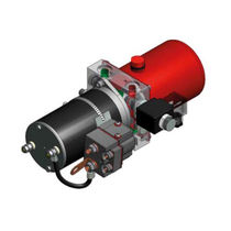 Electrically-powered hydraulic power unit / micro