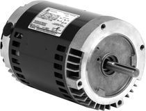 Asynchronous motor / voltage / 120 V / blower