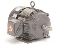 AC motor / asynchronous / 400 V / sealed