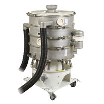 Air separator / particle / for the food industry / classifier