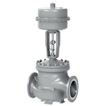 Globe valve / regulating