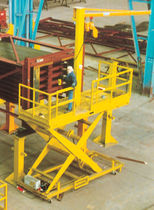 Fixed scissor lift / electric