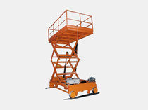 Mobile scissor lift / electric