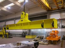 Single-girder spreader beam