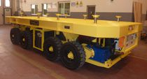 Wheeled transporter / high load capacity
