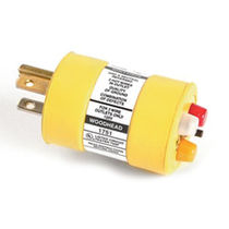 Phase tester / ground / for electrical appliances / for electrical installations