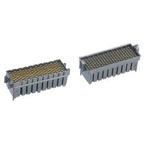 PCB connector / SMT / mezzanine / rectangular