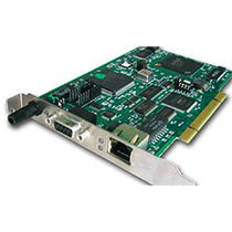 PCI Express network interface card / USB