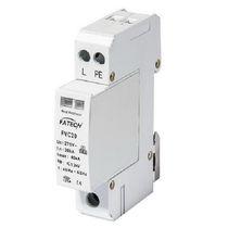 Type 2 surge arrester / AC / 2-pole / DIN rail