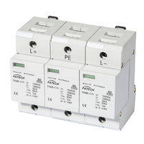Type 2 surge protector / DC / DIN rail