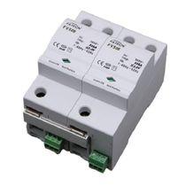 Type 1 lightning arrester / single-phase / DIN rail