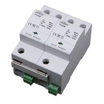 Type 1 surge arrester / single-phase / compact / DIN rail