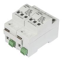 Type 2 surge arrester / AC / DIN rail / low-voltage