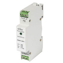 Type 3 surge protector / AC / DIN rail / for lighting