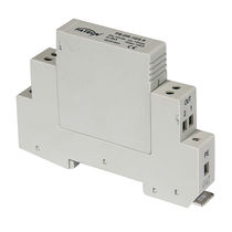Type 3 surge protector / DC / DIN rail / low-voltage