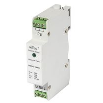 Type 3 surge arrester / with fault indication / DC / DIN rail