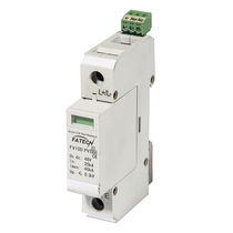 Type 3 surge arrester / single-pole / with fault indication / DC