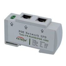 Type 3 surge arrester / RJ45 / PoE / low-frequency