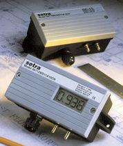Differential pressure transducer / membrane / analog