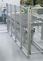 Machine enclosure partition / workshop / storage / perimeter safety