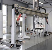 Electric linear gantry module