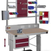 Ergonomic assembly workstation / multipurpose