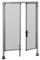 Vertical sliding door / multi-leaf / swing / folding