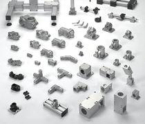 Metallic fixing element