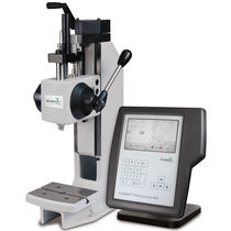 Manual press / C-frame / with stroke force monitoring