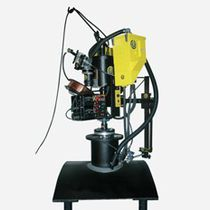 Submerged arc welding machine / AC / manual / for tanks