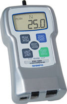 Portable force gauge / with data logger