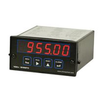 Panel-mount temperature controller