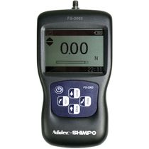 Digital force gauge / portable / compact
