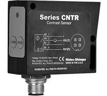 Rectangular contrast sensor / plastic
