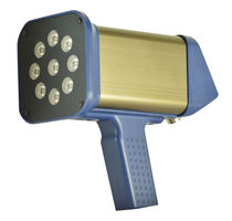 Black light stroboscope / LED