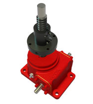 Worm screw jack / rotating ball screw / motorized