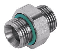 Stainless steel nipple / threaded
