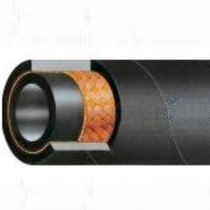Hot water hoses / hydraulic / synthetic rubber / abrasion-resistant