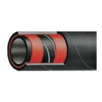 Hydraulic hoses / NBR / abrasion-resistant / oil-resistant