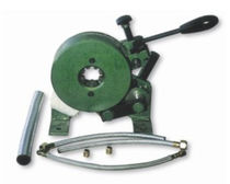 Hose crimping machine / manual / lever-operated